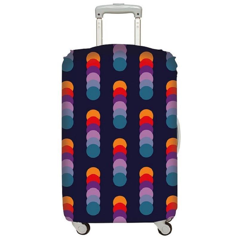 行李箱套 - 霓虹燈M號