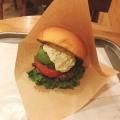 アボカドわさびバーガー - 実際訪問したユーザーが直接撮影して投稿した西新宿ハンバーガーthe3rdburger新宿大ガード店の写真のメニュー情報