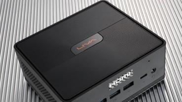 ECS LIVA Z2 Mini PC- 高效能輕巧迷你電腦