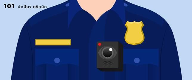 ตำรวจติดกล้อง