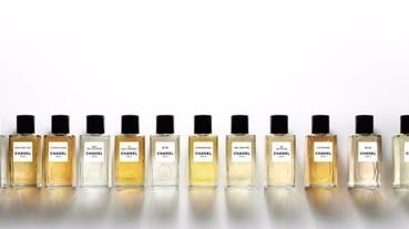 一次蒐集15罐香奈兒精品香水,限量典藏系列太生火了!