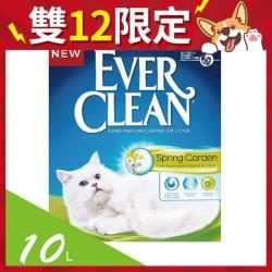 ◎強力除臭特強凝結|◎去除尿臭低塵配方|◎品牌:EverClean藍鑽類型:礦砂貓砂規格:10L(9kg)產地:荷蘭