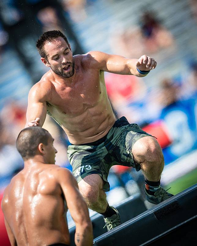 CrossFit Open 20.1: Froning vs Panchik preview - who will win the heavyweight throw down?