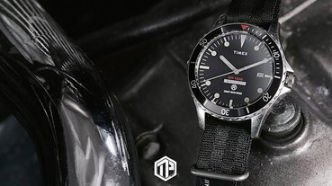 END. x NEIGHBORHOOD x TIMEX 聯同推出限定手錶!