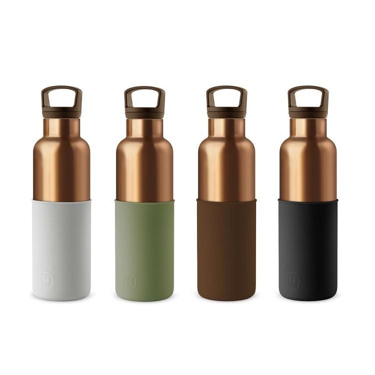 [領券再折]【美國 HYDY】 CinCin Déco 時尚古銅金運動保溫瓶590ml 共四色《屋外生活》水瓶 水壺