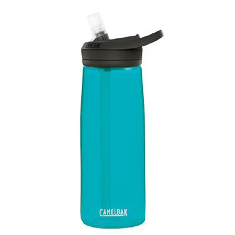 【CAMELBAK】 eddy+多水吸管水瓶 750ml CBIA1NGD1044-F-湖水綠 @GOHIKING