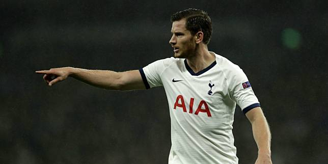 Jan Vertonghen (c) AP Photo