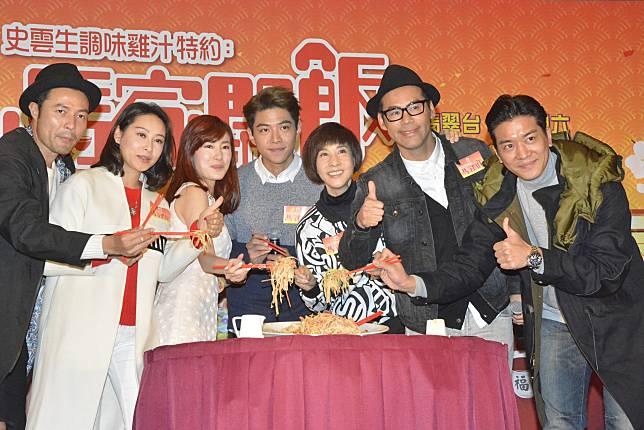 天宇和家旻12至15年連續3年在《愛回家》演兄妹。