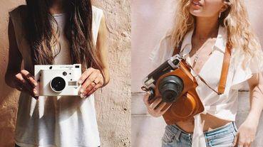 全球最熱賣5款「拍立得相機」推薦!超美濾鏡、影格拼貼、錄音功能⋯ 全部都幫你整理好了