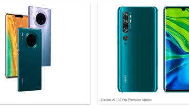 受保護的內容: 中階手機的逆襲?DxO票選 2019 年最佳照相錄影手機