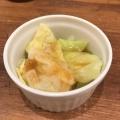 キャベツサラダ - 実際訪問したユーザーが直接撮影して投稿した西新宿カレーHot spoon 西新宿店の写真のメニュー情報
