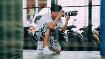 勘履特區 / 攝影師與球鞋迷 Tony 的《籃球故事籃球鞋》