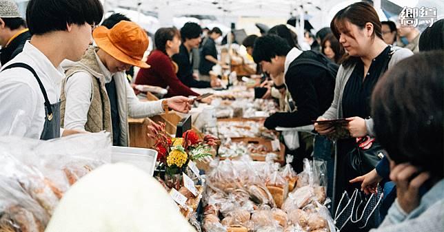 【東京必逛】涉谷週末限定Farmer's Market!邊買邊吃產地直送新鮮蔬果、自家培煎咖啡!