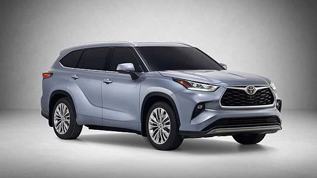Toyota Highlander Baru, Makin Kaya Fitur