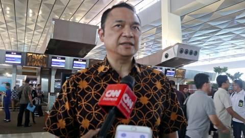 Direktur Utama Garuda Indonesia, Ari Askhara. Foto: Helinsa Rasputri/kumparan