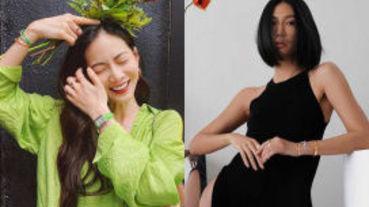 人氣女星與時尚KOL都愛不釋手的夏日繽紛單品!魅力疊戴卡地亞Trinity彩色絲繩手環