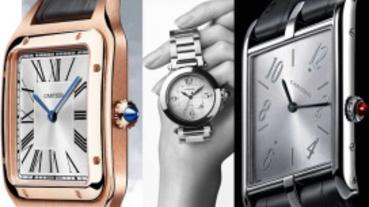 穿梭時間維度!卡地亞深化Pasha、Tank、Santos Dumont等雋永經典 為製錶工藝締造嶄新華麗邂逅