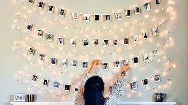 LOMO拍立得大行其道 相片牆的學問不說還真不知道