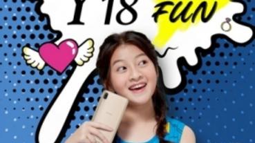 中華電信獨賣,SUGAR Y18 即日起上市 搭資費手機零元起