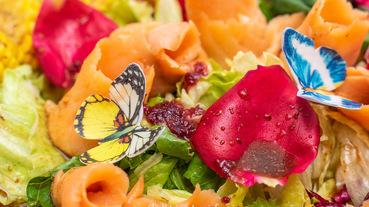 南投美食推薦【日月潭晶園休閒渡假村】蝴蝶宴餐廳預約.跟著蝴蝶去旅行