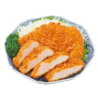 国産鶏ジャンボチキンかつ