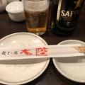 実際訪問したユーザーが直接撮影して投稿した歌舞伎町餃子餃子の店 大陸の写真