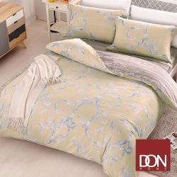 DON雅恩 雙人四件式天絲柔棉兩用被床包組