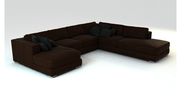 Louis Vuitton Sofa by Jason Phillips