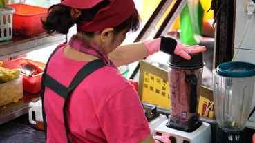 有的蔬果汁專賣店   在地人專屬 , 台南國華街低調果汁店