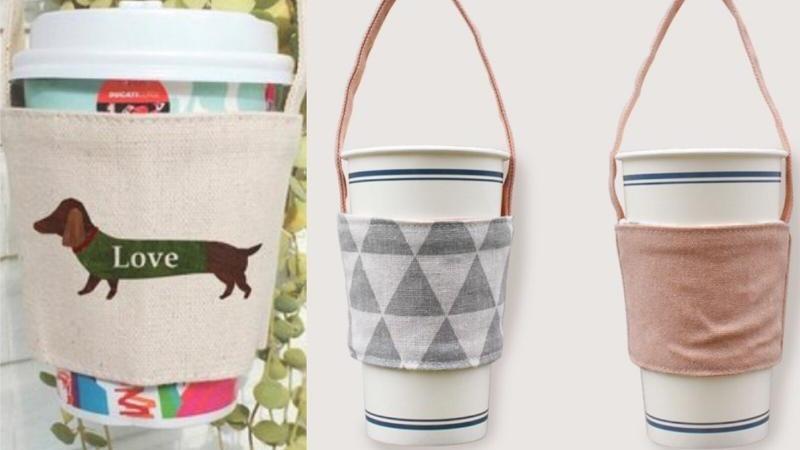 顧環保也要提得美美的!超可愛飲料提袋必須擁有它