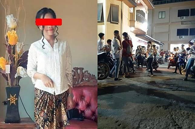 Siswi SMK di Manado Meninggal Dunia di Hari Kelulusannya, Ibu Korban Ungkap Gelagat Tak Biasa Putrinya Sebelum Pergi
