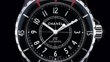 "Chanel J12 ""Taipei 101″ 獨家錶款"