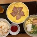 ポーク玉子定食 - 実際訪問したユーザーが直接撮影して投稿した新宿沖縄料理新宿 やんばる2号店の写真のメニュー情報