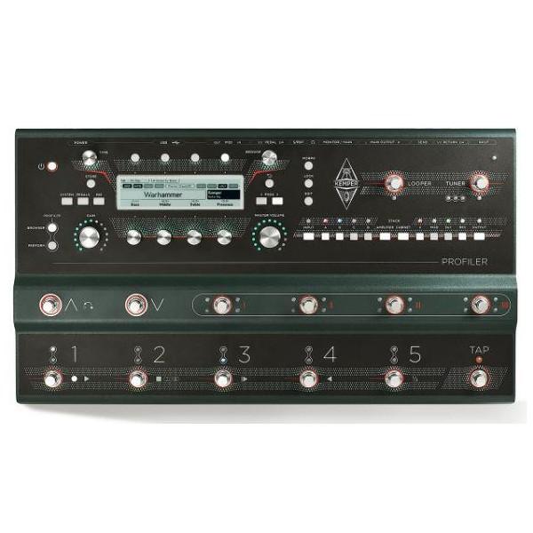 ★ 可分期 免運 Kemper Profiler Stage 高階 音箱模擬 地板型 電吉他 綜合效果器 ★【世界上最好的放大器 】PROFILER 著名的所有音調。來自世界上最好的音色創作者的大量R