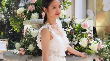 起點現場 / 春意無限 林依晨美麗自信演繹 PANDORA 全新春季珠寶系列