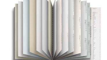 【#文具控】72種紙張的記事本