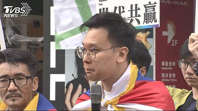 民進黨副秘書長林飛帆,圖/TVBS資料照