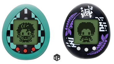 Bandai Tamagotchi x《鬼滅之刃》聯乘,推出電子寵物機!