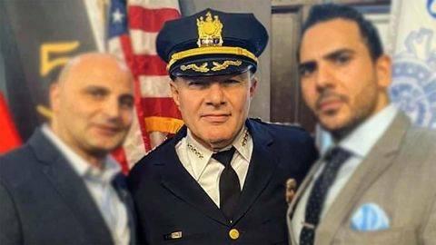 Kota di AS Punya Kepala Polisi Muslim Pertama