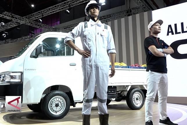 World Premiere Suzuki New Carry tampil di Jakarta