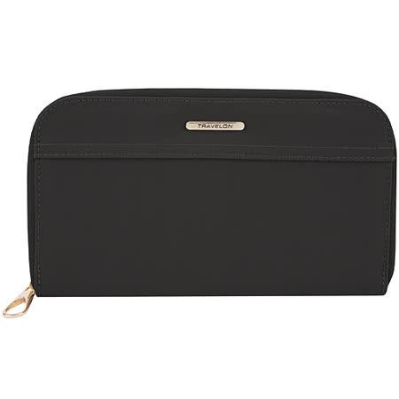 《TRAVELON》飾品收納包(黑)