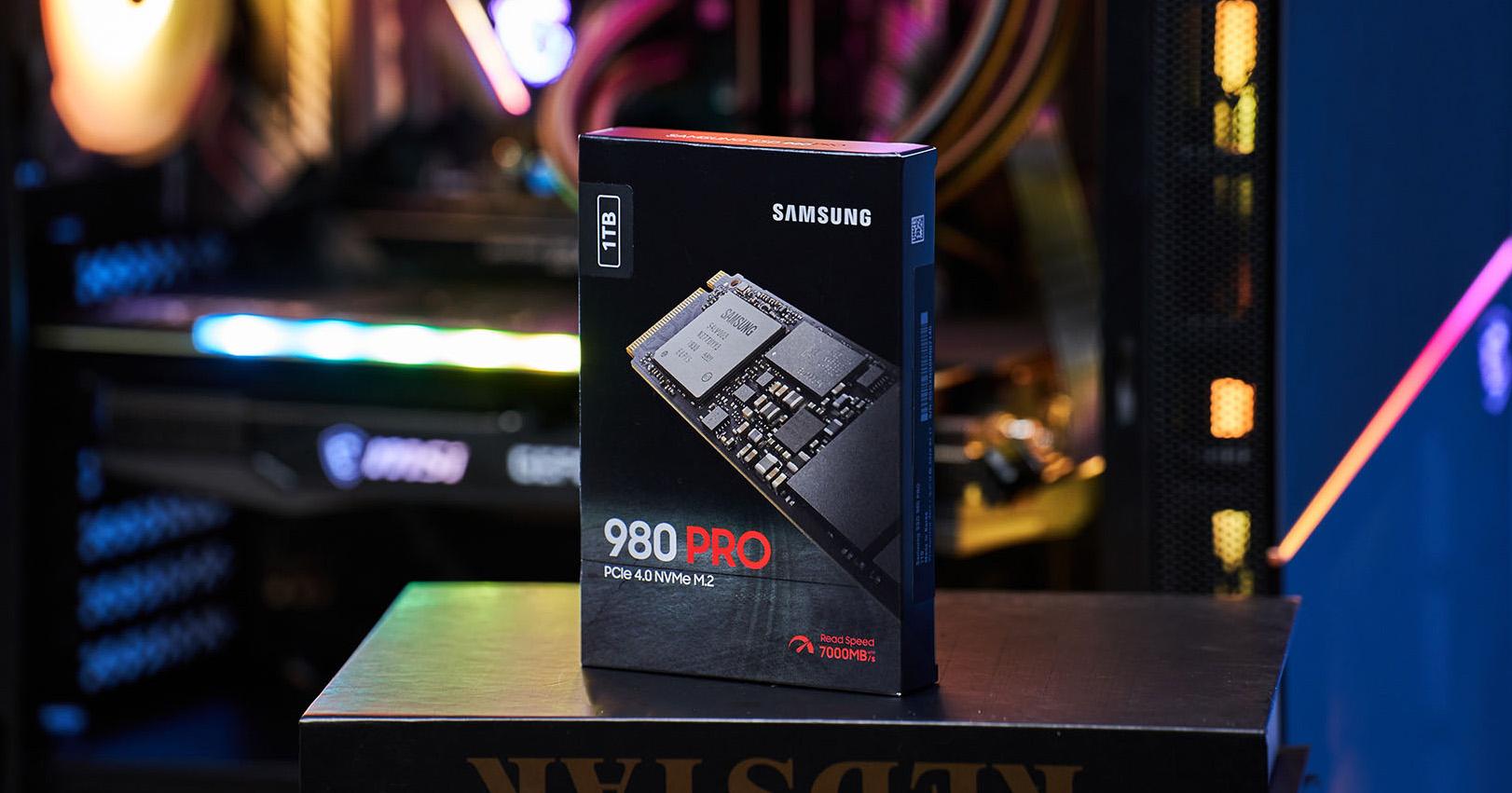 三星首款 PCIe Gen4 規格的 SSD-Samsung 980 PRO 已正式在台上市。