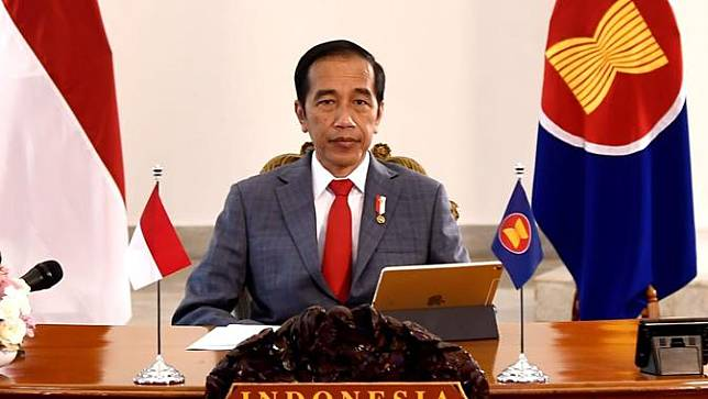 5 Pesan Jokowi dalam KTT ke-36 ASEAN di Tengah Pandemi Covid-19