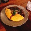 牛すじ赤ワイン煮のオムレツ - 実際訪問したユーザーが直接撮影して投稿した西新宿イタリアンDRA セブンの写真のメニュー情報