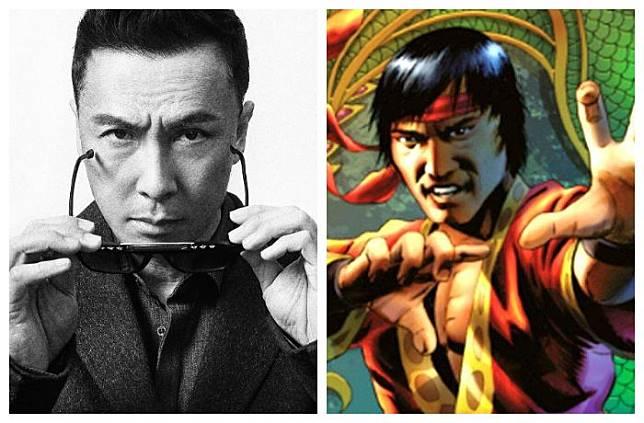 Donnie Yen dan Shang Chi