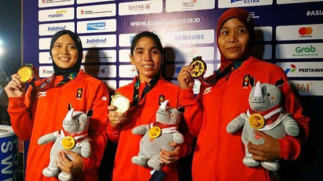 Tim panjat tebing Indonesia
