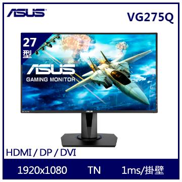 面板: 27吋 TN 16:9 寬螢幕 亮度: 300 cd/㎡ 最高解析度:1920X1080 可視角度:170°(H)/160°(V) 上下傾斜/左右旋轉/樞軸轉動和高低調整底座 介面:HDMIx