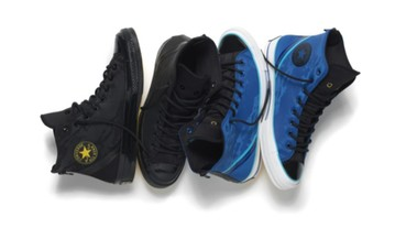 "CONVERSE 發表CHUCK TAYLOR ALL STAR '70 FIRST STRING ""WETSUIT"" 系列鞋款"