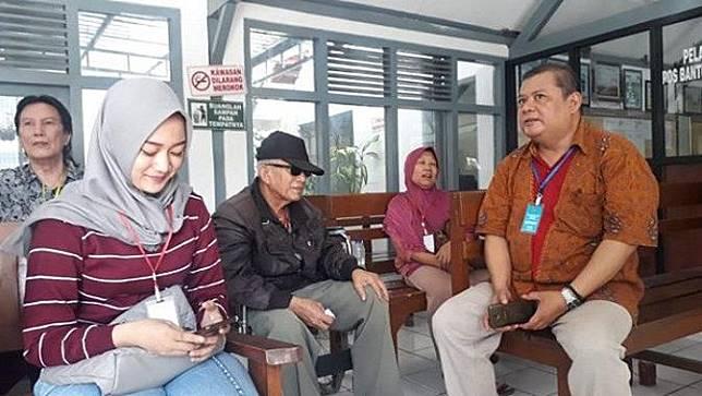 Tukang Soto Gugat Rumah Sakit