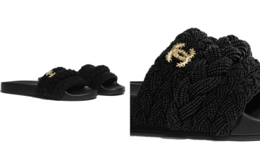就算穿拖鞋也要美美 der!CHANEL 推出「天價」超奢華拖鞋,手骨很粗的妳確定不來一雙嗎?